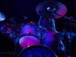 Spooky drummer