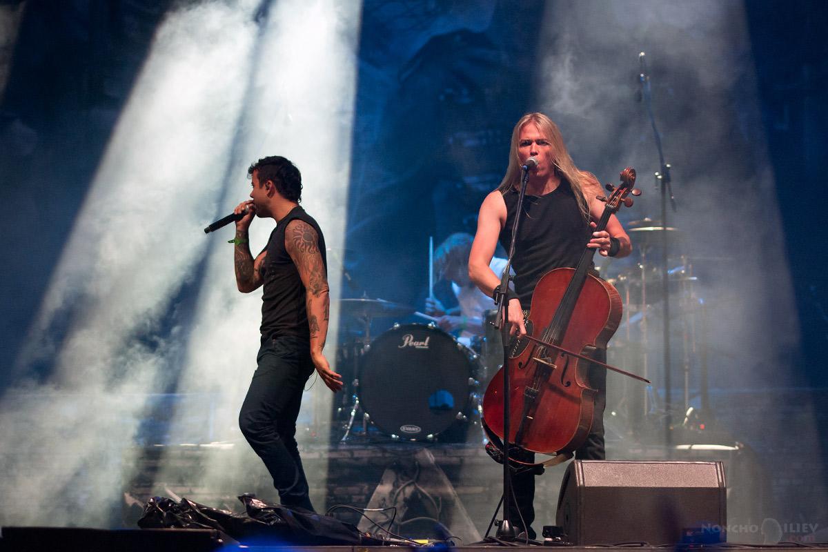 masters of rock 2016 apocalyptica
