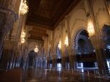 Хасан II - главна зала