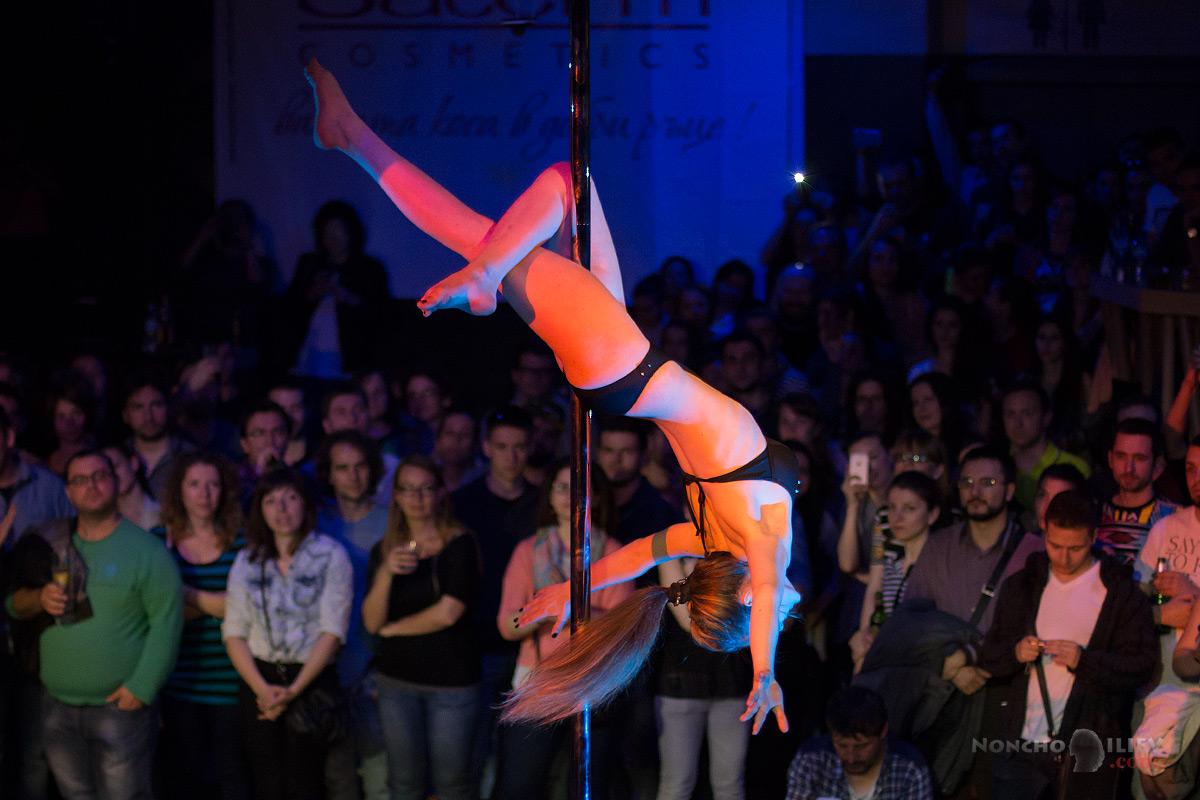 bulgarian poledance championship 2015