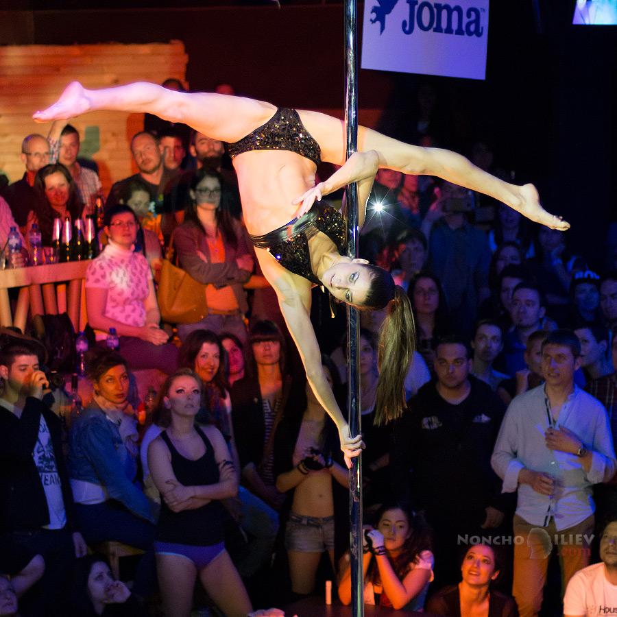 български шампионат по танци на пилон