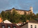 Любляна - крепост