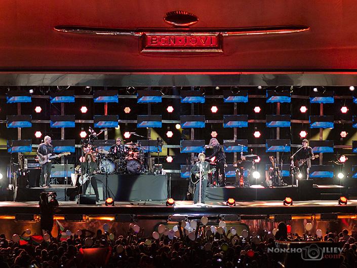 Концерт на Bon Jovi в София