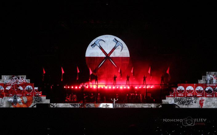 Концерт на Roger Waters, Букурещ, Румъния