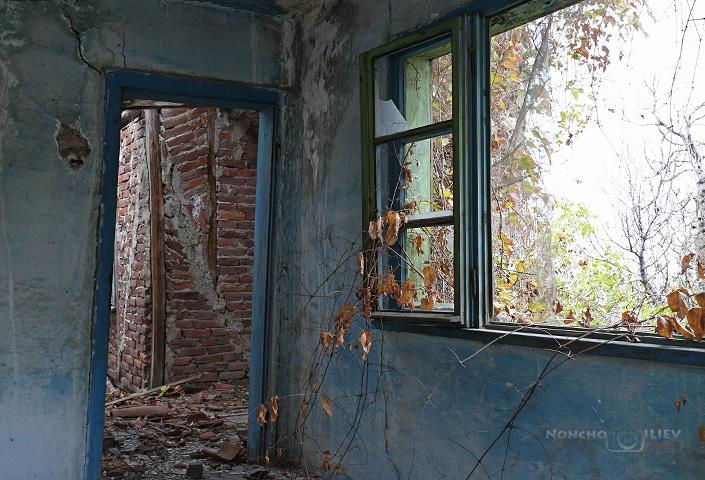 Есен през прозореца