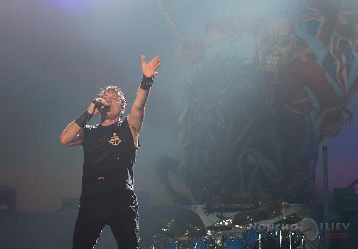 Iron Maiden - Bruce Dickinson
