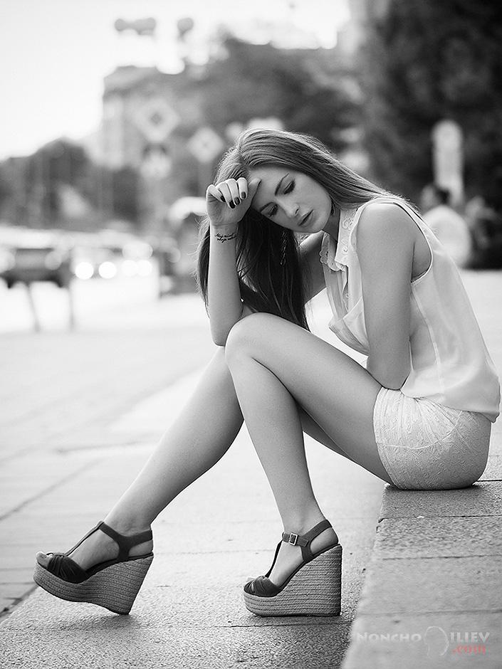 Черно-бяло