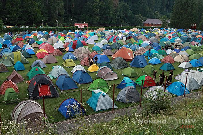 Rockstadt camping