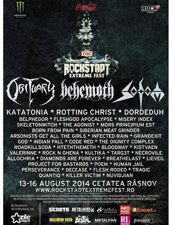 Rockstadt bands