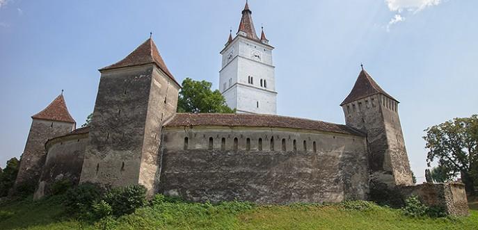 Harman фортифицирана църква