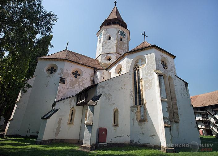 Prejmer фортифицирана църква