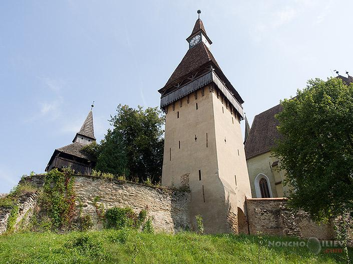 Biertan фортифицирана църква