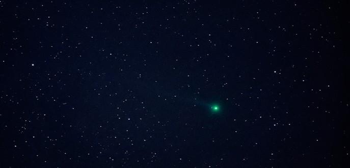lovejoy comet vitosha bulgaria