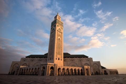 Казабланка, Мароко, Джамия Хасан II