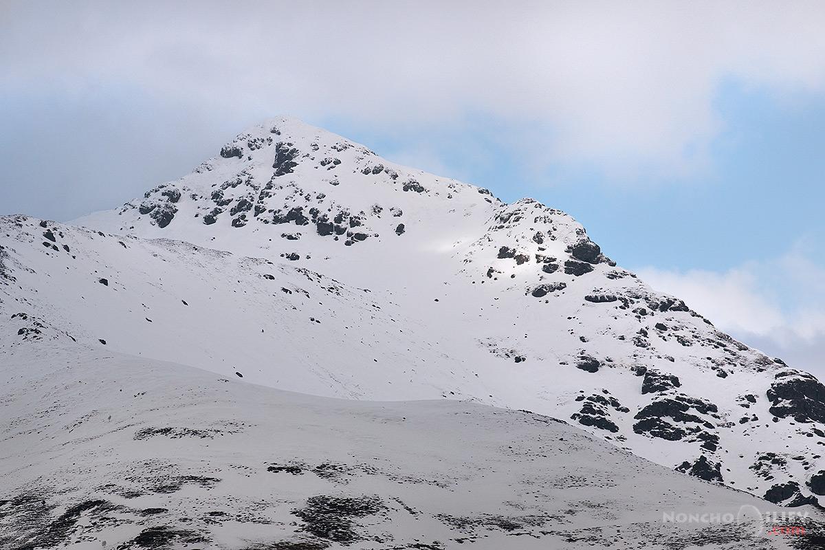 връх голям купен стара планина