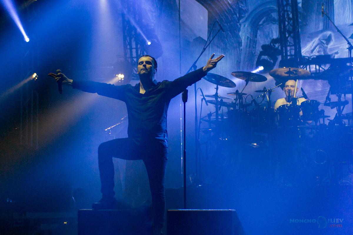 Blind Guardian 16.05.2015 Sofia Bulgaria
