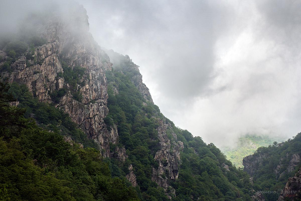 стара планина облаци
