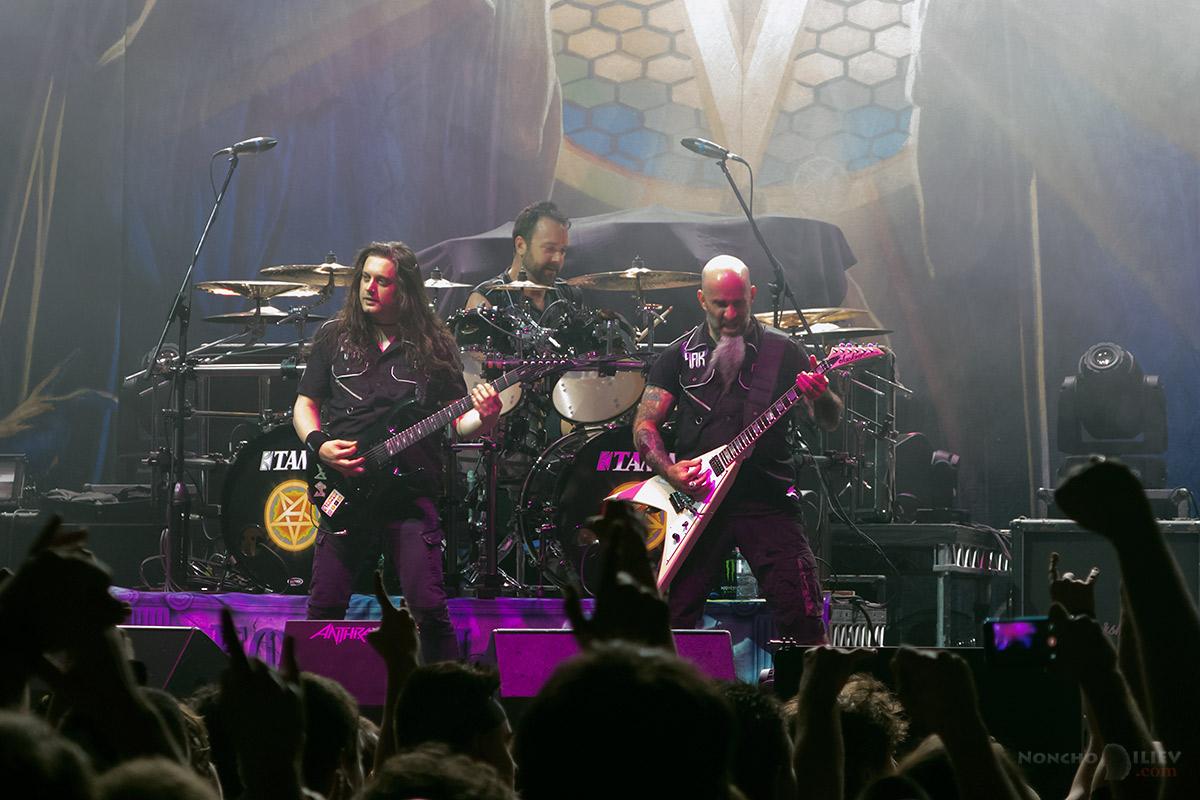 anthrax sofia 2016