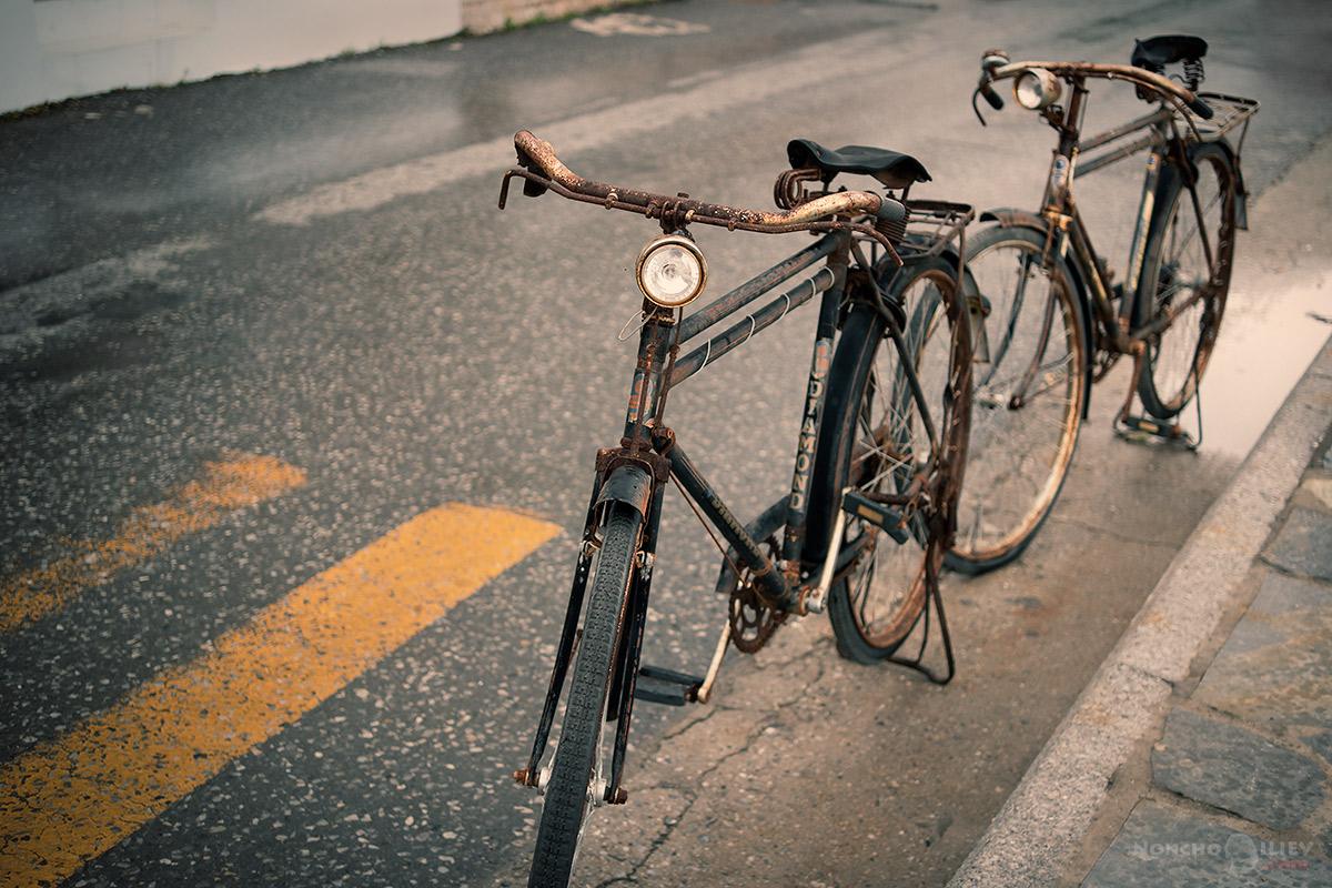 стари колела платамонас