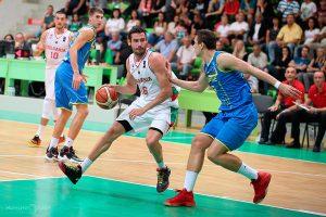 България - Украйна баскетбол квалификации 2017