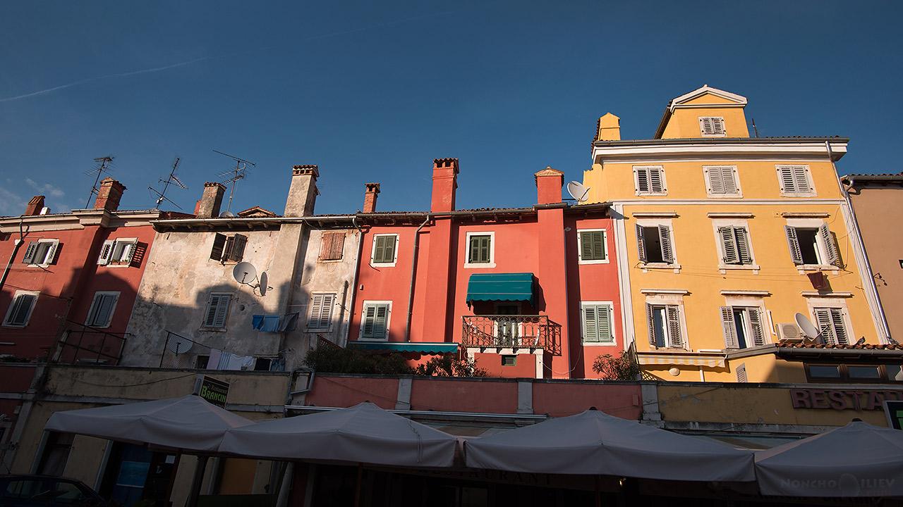 Ровин, Истрия, Хърватия