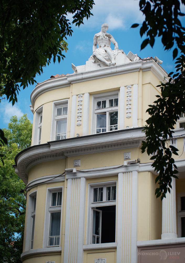 варна фасади
