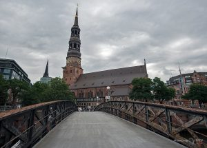 Хамбург Hauptkirche St. Katharinen